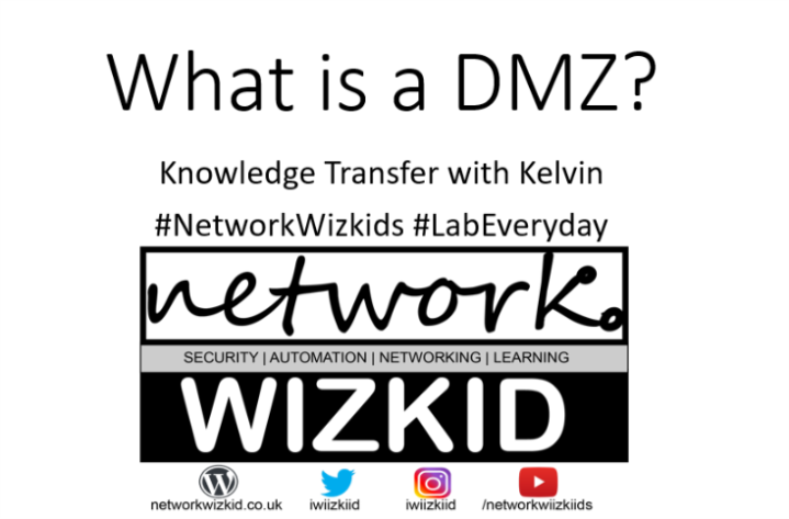 Learning :: What is a DMZ?