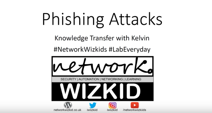 KT Labs EP9 :: Phishing Attacks